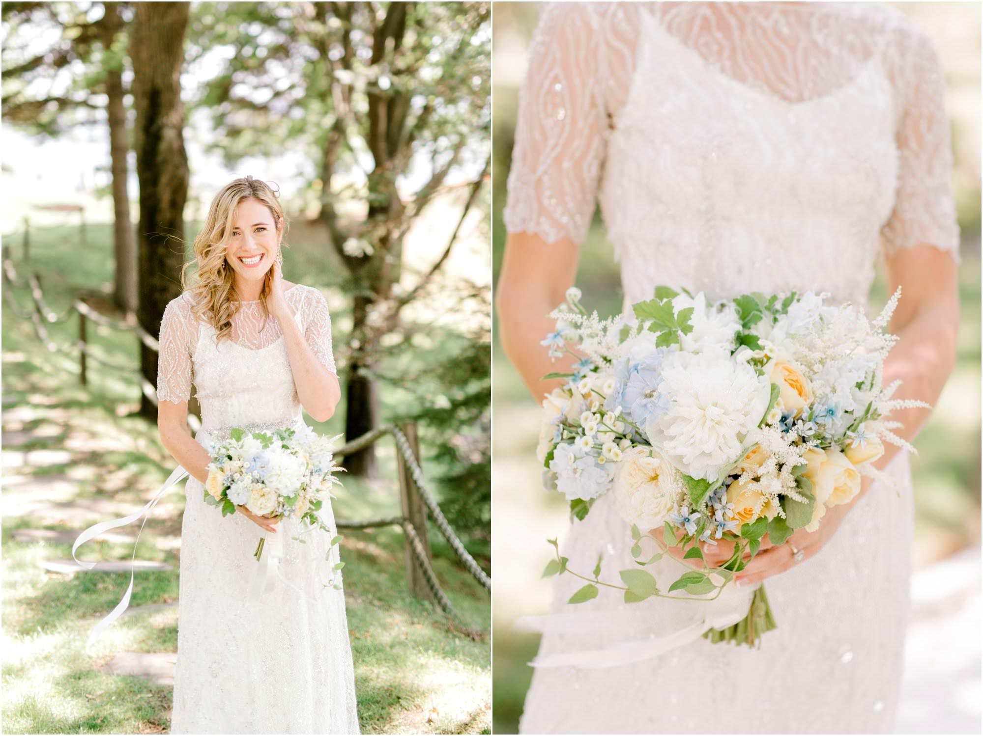 nautical squantum association wedding real everthine bride