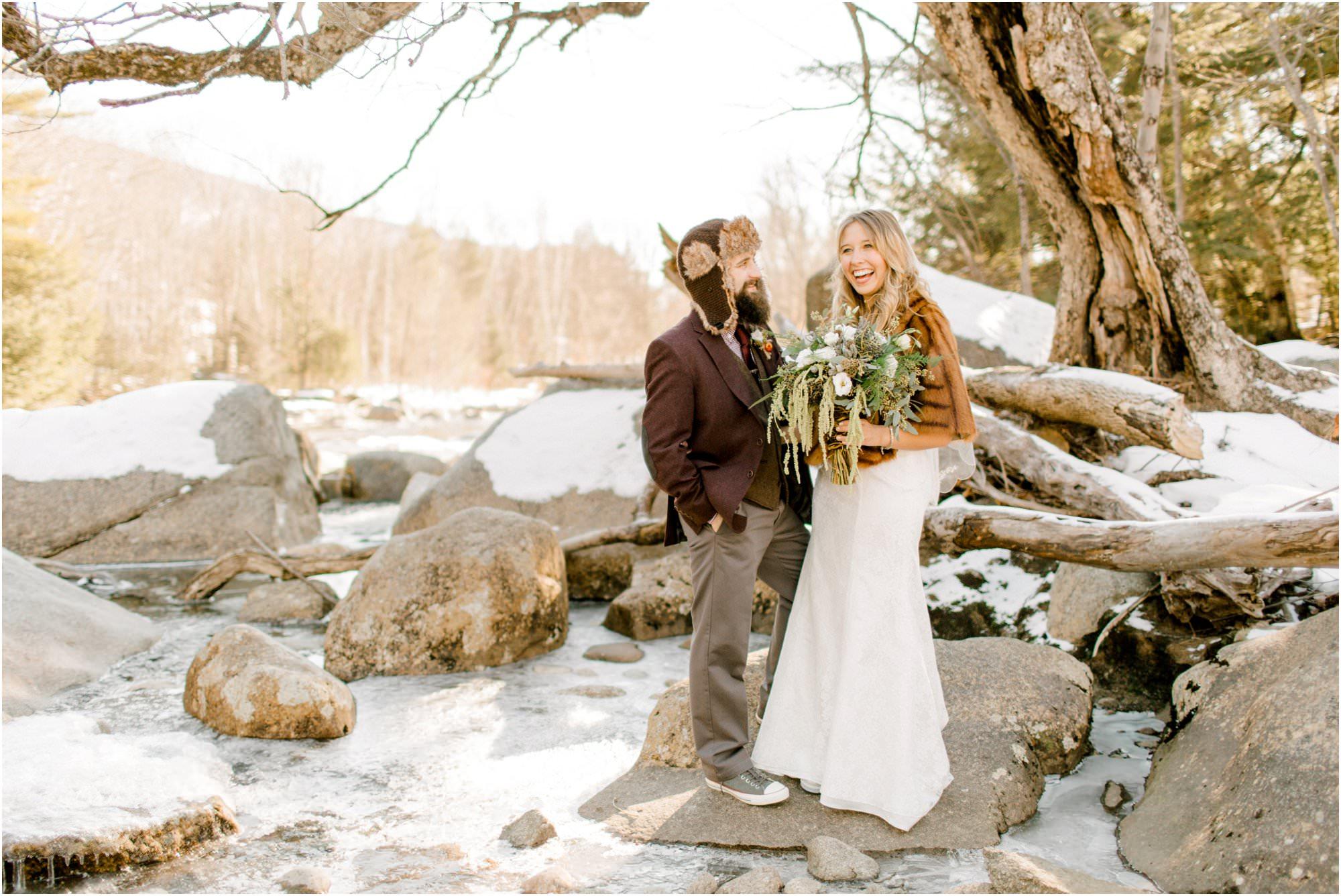 rustic woodstock inn and brewery wedding