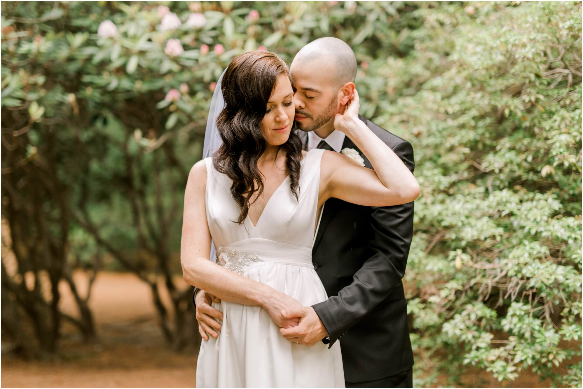 intimate wickham park wedding