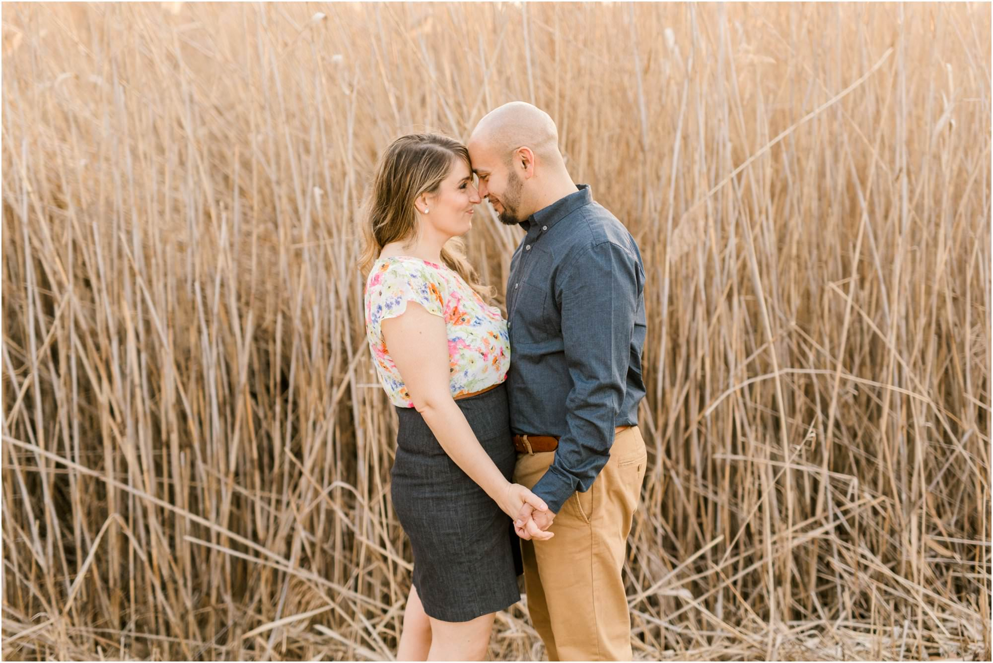 warm sunset engagement daphne and dean connecticut wedding photographers