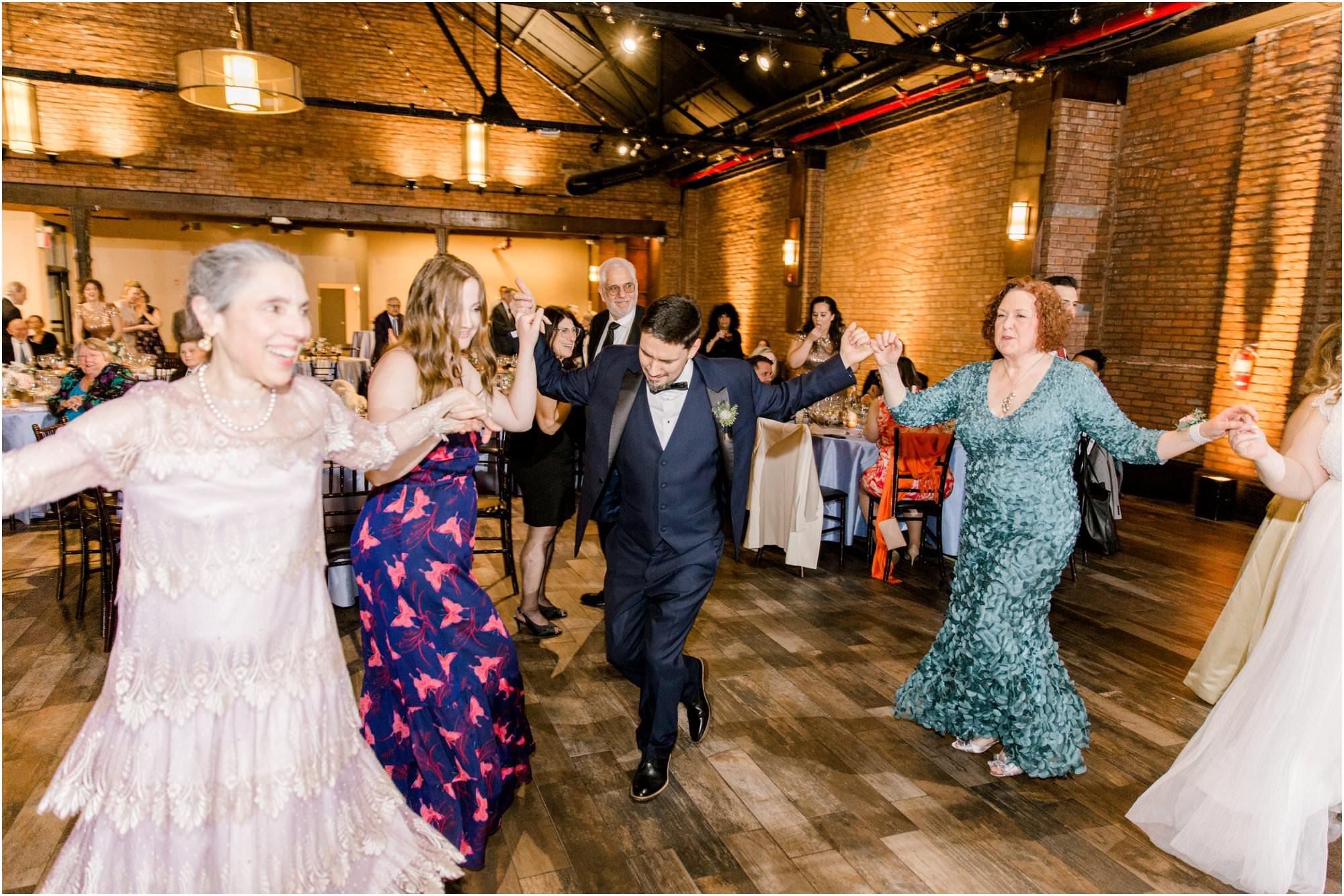 sparkly 26 bridge wedding