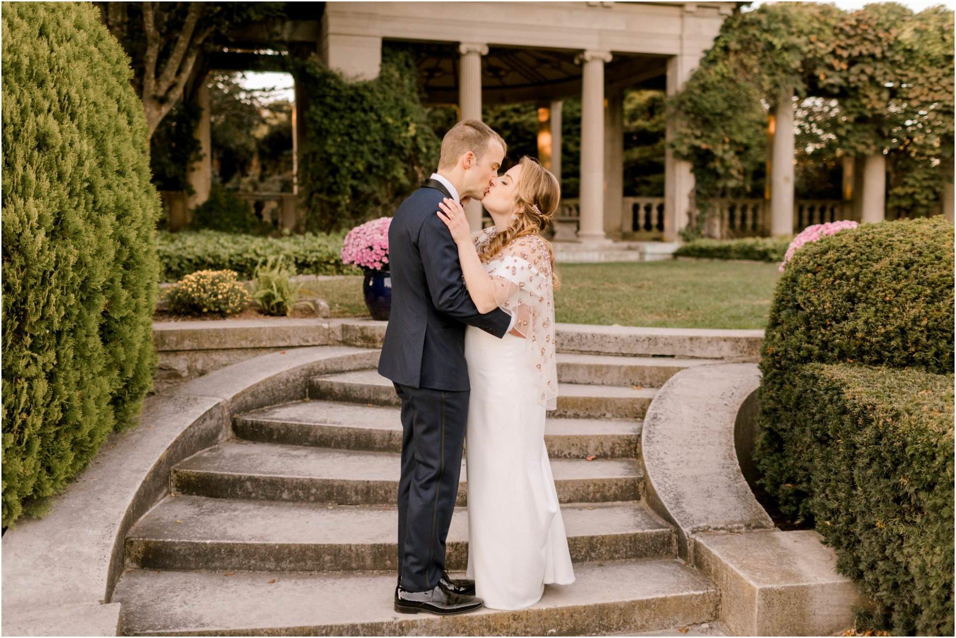 bhldn bride vintage eolia mansion wedding